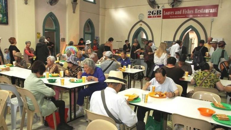Warga Australia Kini Bisa Tunjukkan Kartu Alergi Makanan Saat Berkunjung ke Indonesia