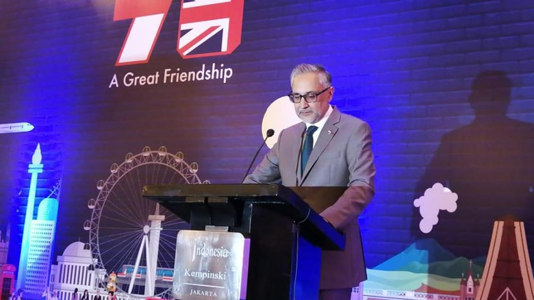 Cerita Dubes Inggris untuk Indonesia Diskusi soal Islam di Gontor
