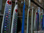 Umpan Pancing Berbahan Timah dari Banyuwangi Tembus Pasar Mancanegara