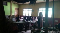 Nyaris Ambruk, Madrasah di Kota Sukabumi Ini Butuh Bantuan