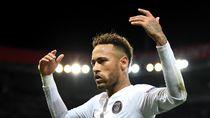 PSG Banderol Neymar Rp 4,8 T