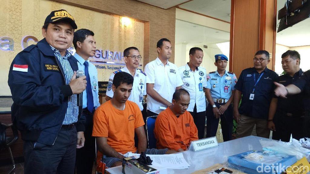 Terima Narkoba dari Eks Napi WN Malaysia, Tukang Kebun di Bali Ditangkap
