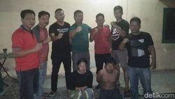 Pasutri Pelaku Pembunuh Karyawan BSM di Tapteng Tertutup Dari Warga