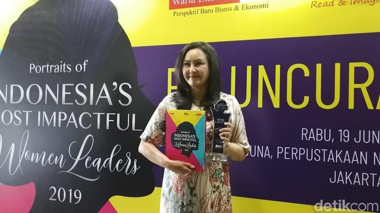 CEO Transmedia Masuk Daftar Most Impactful Women Leaders 2019