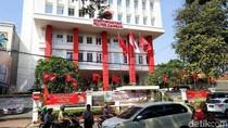 Jokowi Hadiri Rakernas PDIP