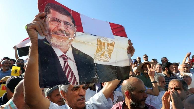 Erdogan Minta Mahkamah Internasional Adili Mesir Terkait Wafatnya Mursi