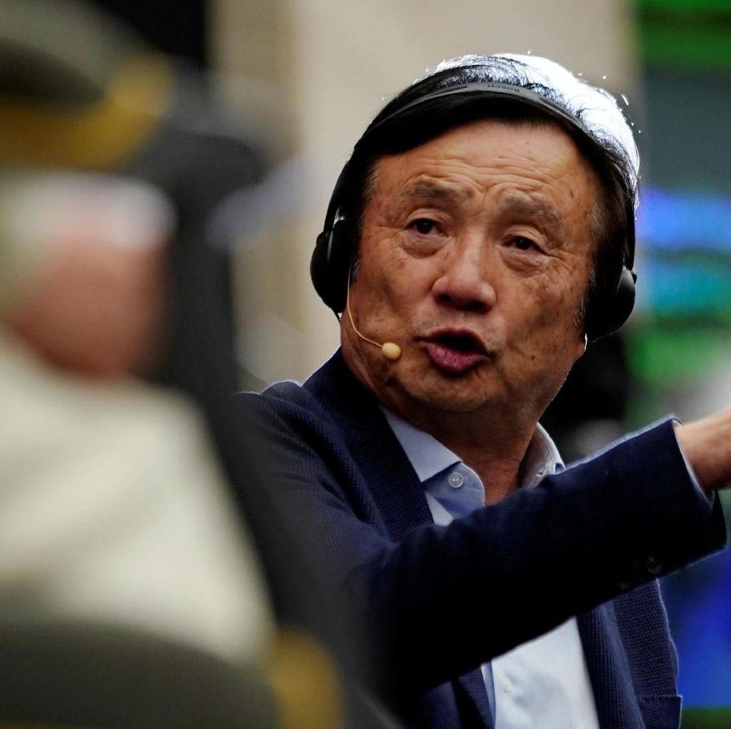 Soal Suplai dari AS, Bos Huawei Tegaskan Produksi Jalan Terus