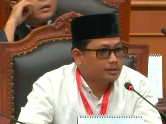 Rahmadsyah, Ketua Sekber BPN Prabowo untuk wilayah Batu Bara, Sumut.