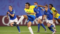 Gusur Miroslav Klose, Marta Jadi Pencetak Gol Terbanyak di Piala Dunia