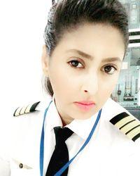Ini Yasmin, Pilot Wanita Pertama dari Arab Saudi