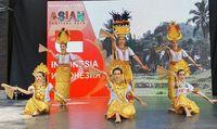 Indonesia Sukses Pukau Pengunjung Asian Festival di Bulgaria