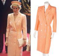 3 Baju Bekas Putri Diana Terjual Sampai Rp 4,2 Miliar
