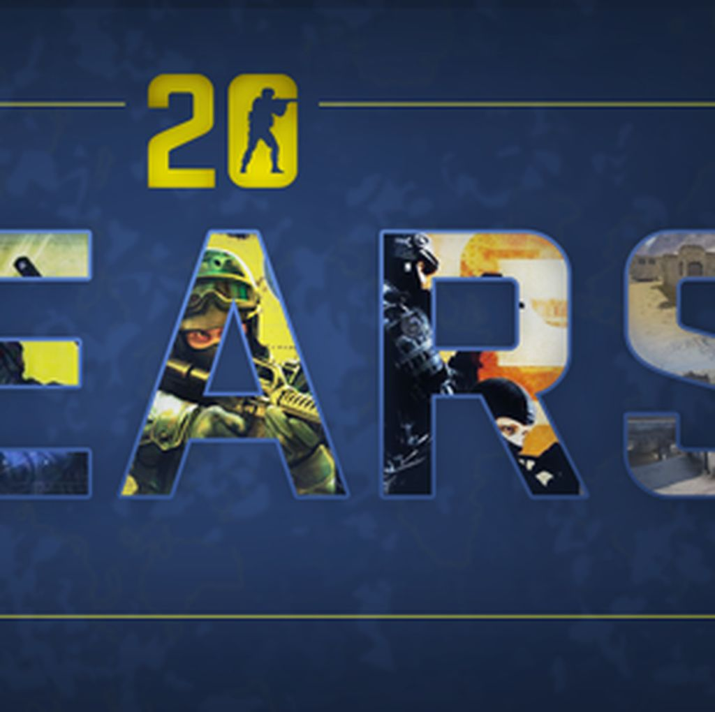 Selamat Ulang Tahun ke-20, Counter Strike!