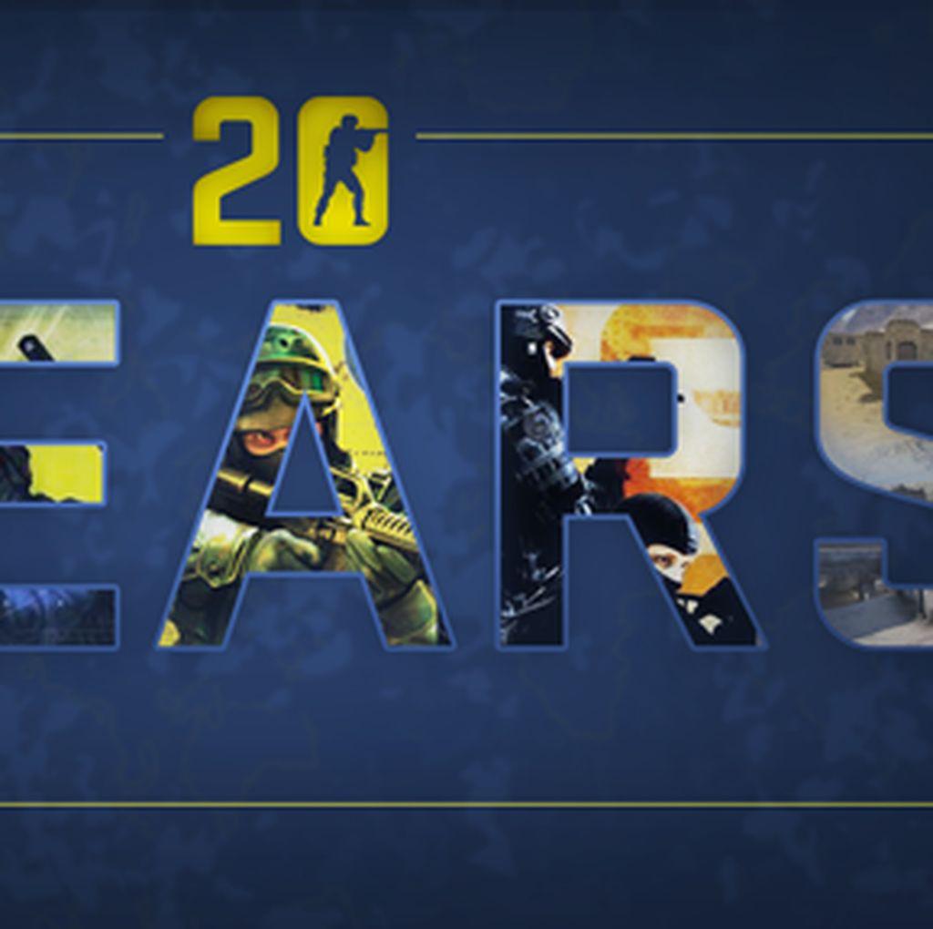 Selamat Ulang Tahun ke-20, Counter Strike!