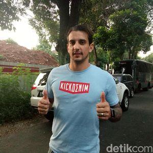 Flavio Beck Ketagihan Cetak Gol untuk Bhayangkara FC