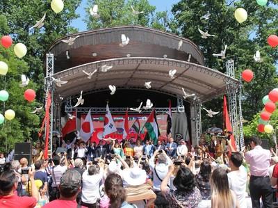 Foto: Indonesia Unjuk Gigi di Bulgaria