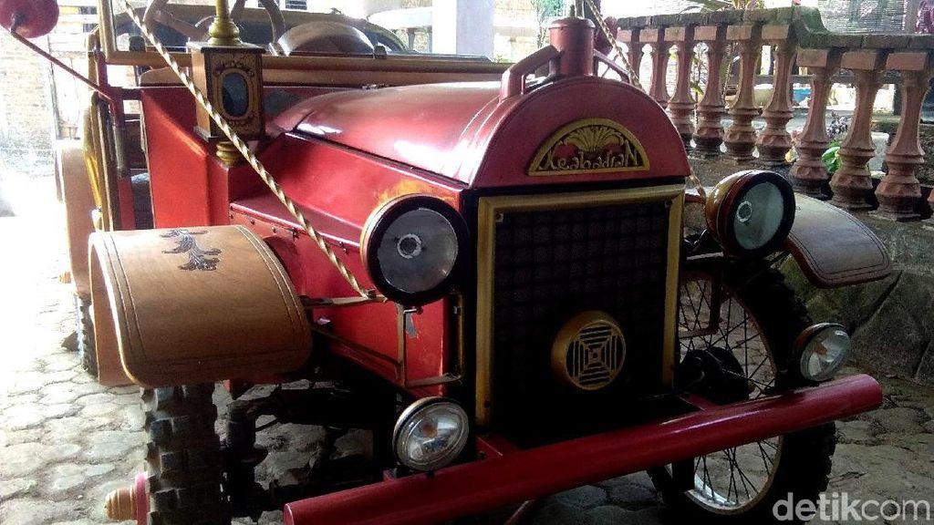 Mobil Kayu Warga Jepara
