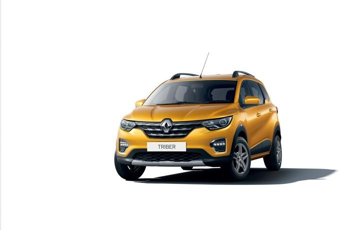 Renault Triber, MPV Eropa Siap Tantang Avanza-Xpander