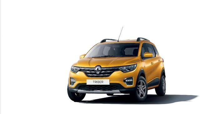Renault Triber. Foto: Dok. Renault