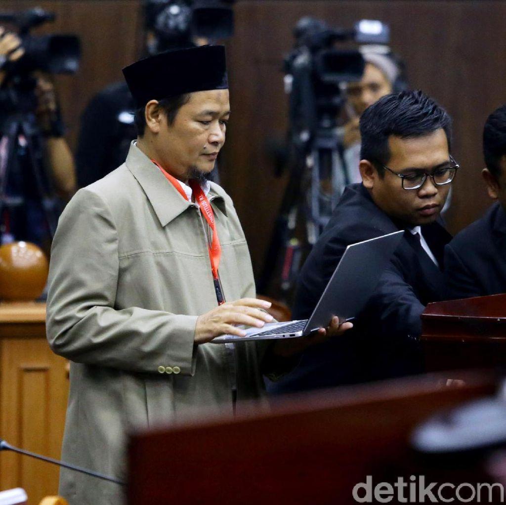 KPU Cecar Saksi soal Istilah Kami dan Jelaskan DPT Tak Wajar