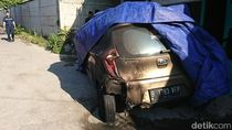 Mobil Terbakar Misterius di Solo, Polisi Amankan Jeriken Bensin