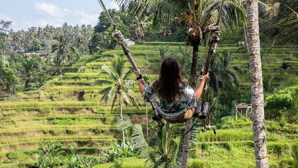 25 Pengalaman Liburan Terbaik Sedunia, Bali Masuk 10 Besar