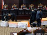 MK Belum Bisa Sahkan Bukti Versi Prabowo