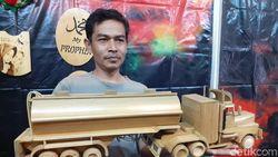 Eks Tukang Ojek Beromzet Puluhan Juta dari Mengolah Bambu