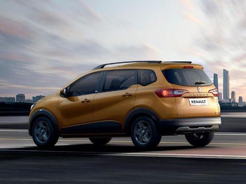 Menarik! MPV Renault Pesaing Calya-Sigra Mulai Rp 90 Jutaan?