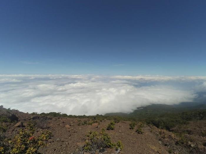 6 Fakta Gunung Slamet yang Statusnya Naik Jadi Waspada Foto: Maulana Adieb/dTraveler