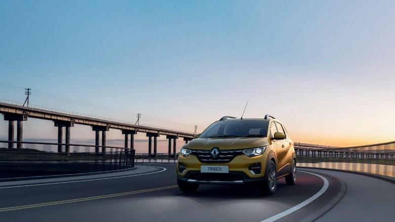 Renault Triber Foto: Dok. Renault