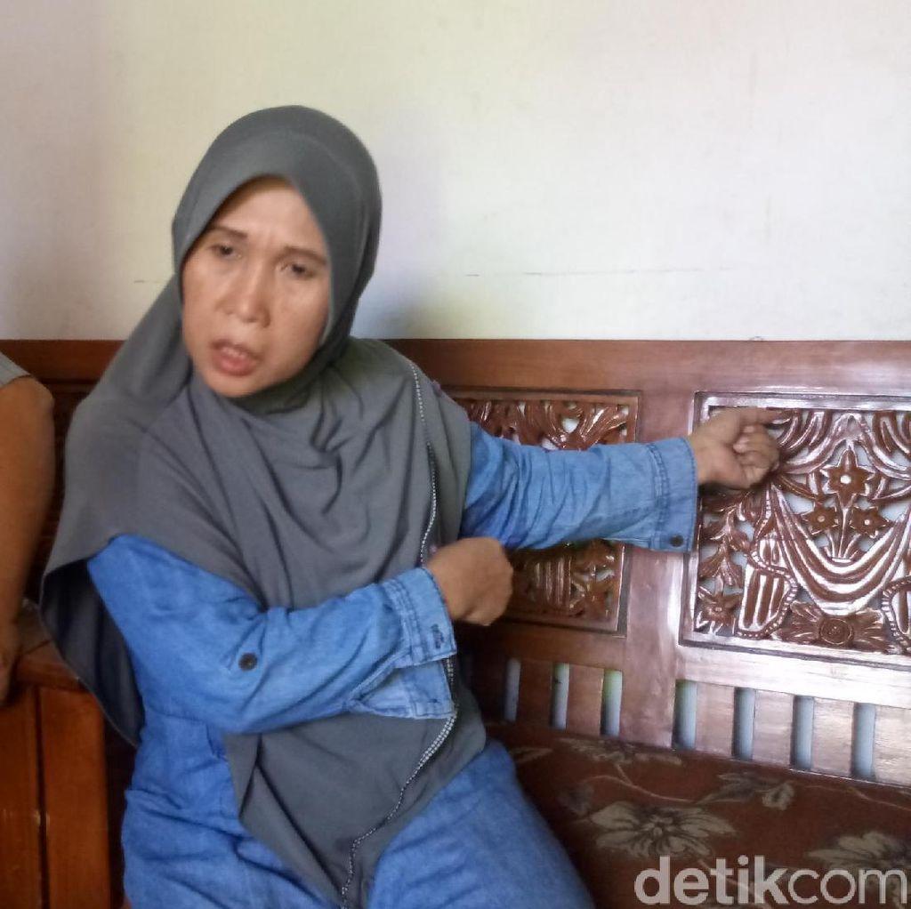 Keluarga Amshor Minta Polisi Usut Percakapan Telepon Sopir Bus