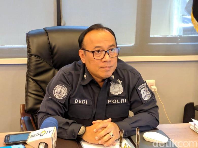 Polri Tunggu KPK untuk Kirimkan Nama Calon Pengganti Irjen Firli