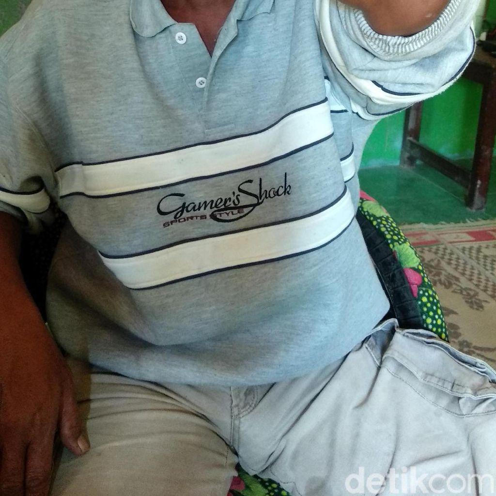 Kisah Nelayan Pacitan yang Selamat Usai Perahu Hancur Dihantam Ombak