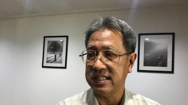 Penasihat Keuangan PT Sari Kebon Jeruk Permai, Emil Tarigan.