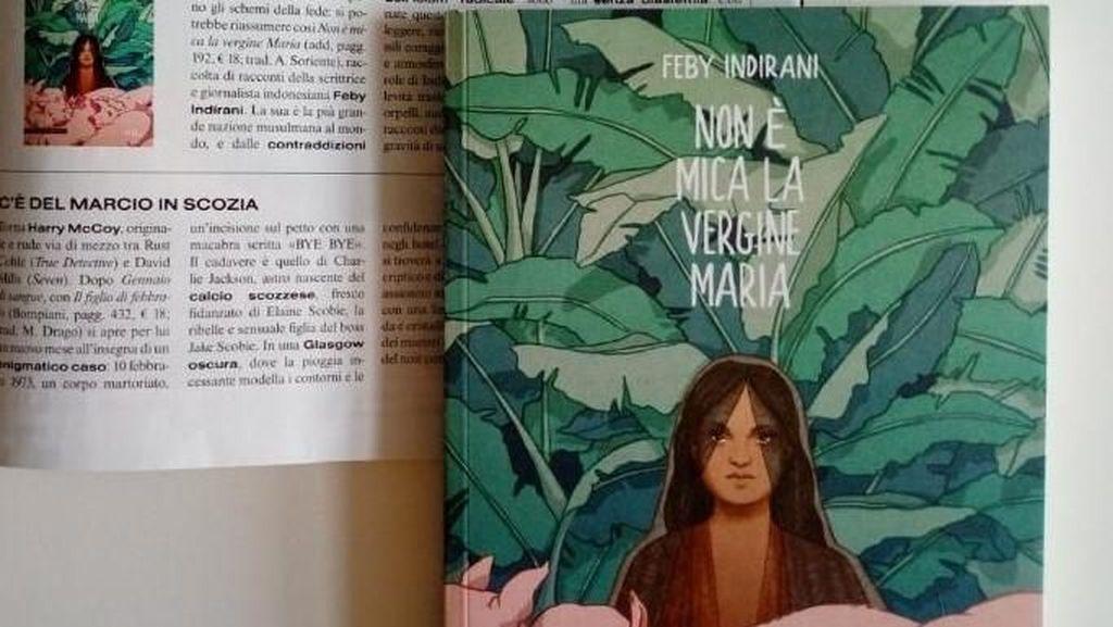 Cerita Buku Bukan Perawan Maria Bisa Diterjemahkan ke Bahasa Italia
