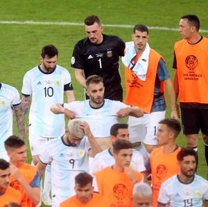 Qatar, Hidup-Mati Argentina dan Messi