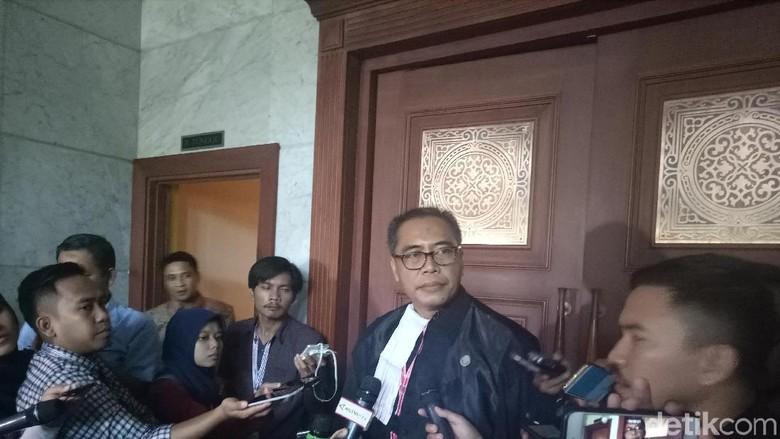 Tim Hukum Prabowo Prihatin Rahmadsyah Ditahan: Tetap Semangat!