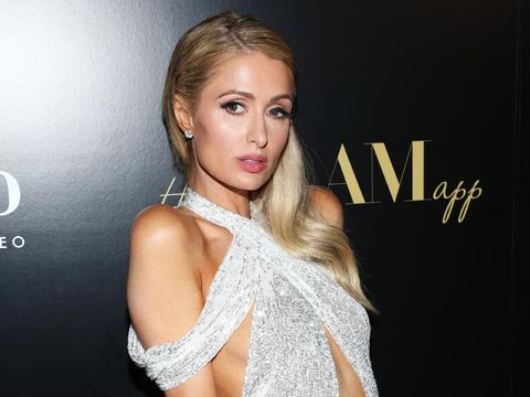 HOLLYWOOD, CALIFORNIA - JUNE 19: Paris Hilton attends The Glam App Celebration Event at Cleo on June 19, 2019 in Hollywood, California. (Photo by Phillip Faraone/Getty Images)