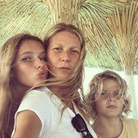 Gwyneth Paltrow Kewalahan Putranya Cuma Doyan Nugget Ayam dan Kentang Goreng