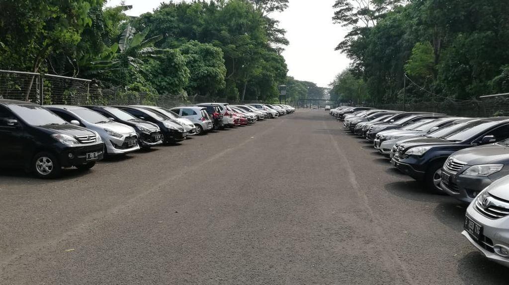 Disebut Termahal, Kampus Ini Ada Lahan Parkir VIP