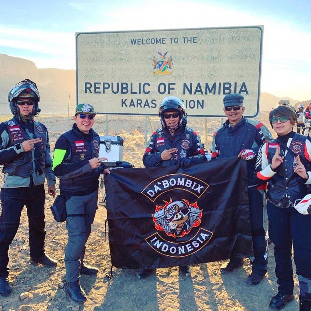 Kecelakaan Touring Harley di Afrika, Putra Ketua MA Meninggal di Usia 41 Tahun