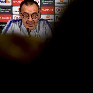 Kemantapan Juventus Yakinkan Sarri