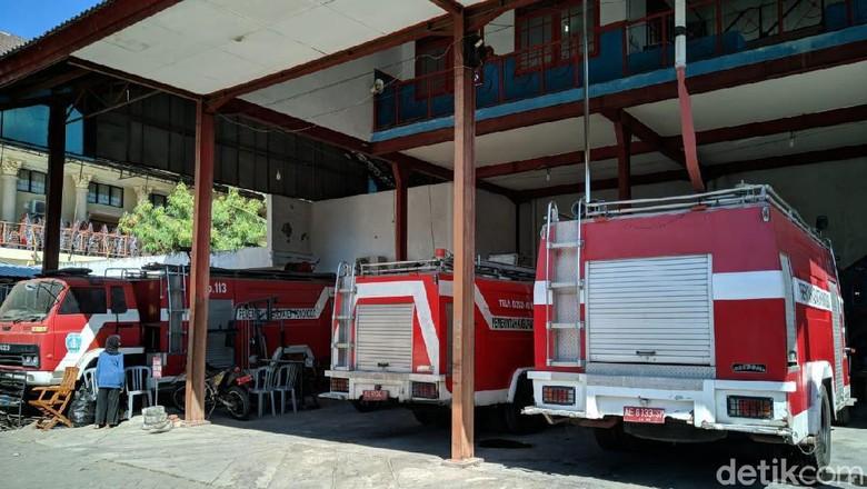 PMK Ponorogo Keluhkan Kekurangan Mobil Damkar