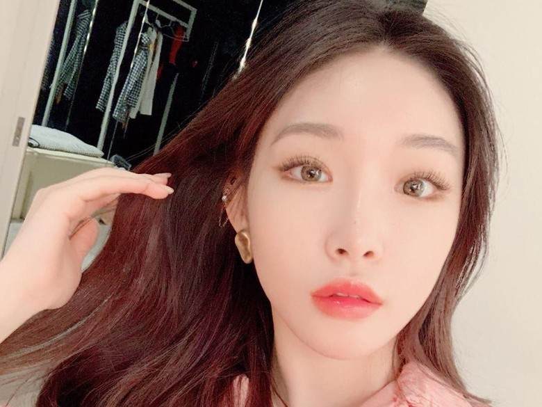 Foto: Instagram/@chungha_official