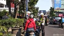 Biar Jera, Polisi Harap Hakim Beri Sanksi Maksimal Pelanggar Parkir