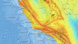 Rentetan 1.000 Gempa Terjadi di Wilayah Ini