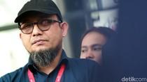 Motif Dikantongi, Penyerang Novel Masih Diselidiki