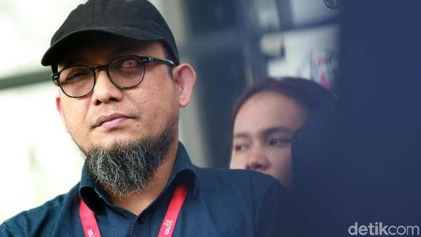 KPK Pertimbangkan Desak Pembentukan TPF Baru Kasus Novel Baswedan