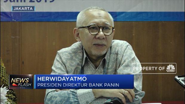 Bank Panin Proyeksi Pertumbuhan Kredit 8 sampai 10 Persen (CNBC Indonesia TV)